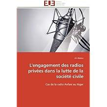 L'engagement des radios privées dans la lutte de la société civile