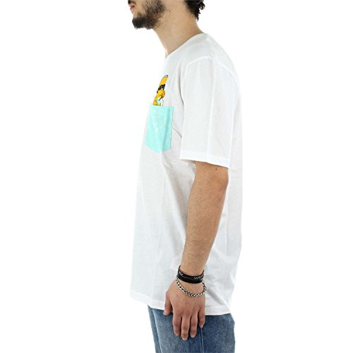 Only & Sons Herren Oberteile / T-Shirt onsSimpsons Weiß