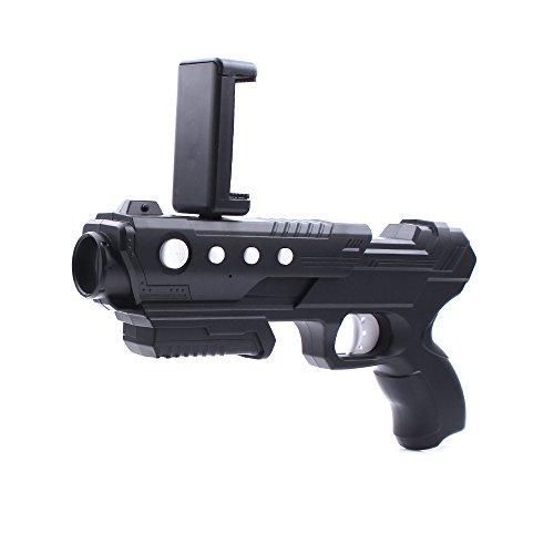 iprotect AR-Gaming-Gun – Augmented Reality Controller mit Bluetooth-Funktion für Android- und iOS-Geräte, aus Plastik