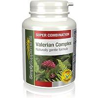 Valeriana Complex - 120 comprimidos - Hasta 2 meses de suministro - Complejo de Valeriana para