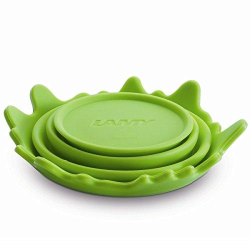 Lamy 1230693 Wasserbecher aquaplus, grün Wasser Becher