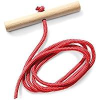 Pinolino 232332 - Zugseil für Schlitten, rot