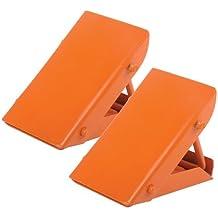 Silverline 525748 - Calzos de acero para ruedas (2 clazos)