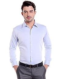 Donear NXG Mens Formal Shirt_SHIRT-1333-BLUE