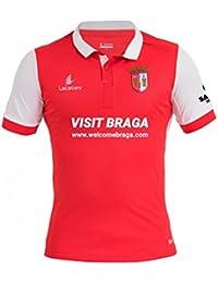 1ª equipación SC Braga  Adulto - Temporada 2017-2018 - Camiseta oficial - Talla L