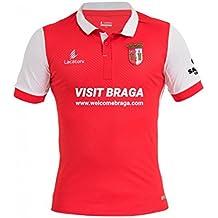 1ª equipación SC Braga Adulto - Temporada 2017-2018 - Camiseta oficial ...