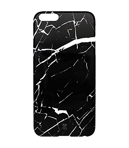 Case Scenario CS-IP6P-C02 Element Custodia per iPhone 6 Plus, Bianco nero