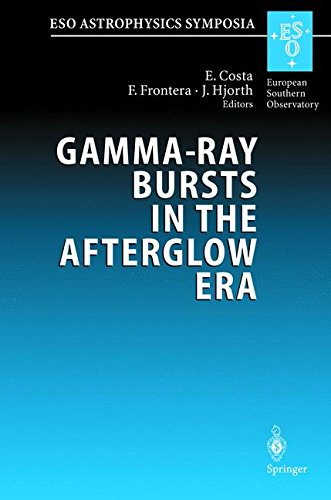 Price comparison product image Gamma-Ray Bursts in the Afterglow Era: Proceedings of the International Workshop Held in Rome,  Italy,  17-20 October 2000 (ESO Astrophysics Symposia)