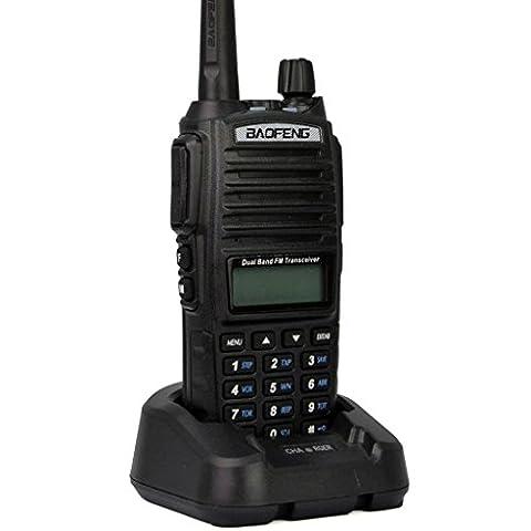 Mengshen Baofeng UV-82 Funkgeräte Handfunkgerät Sprechanlage Radioempfänger WalkieTalkie High-powered Big