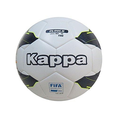 Kappa Pallone Pro Player 20.1B THB FA Fußball, Unisex Kinder, Weiß/Blau/Gelb, T05 Preisvergleich