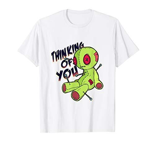 odoo Fluch - Halloween Spaß T-Shirt ()