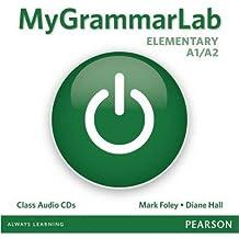 MyGrammarLab Elementary Class Audio CD (Longman Learners Grammar) (CD-Audio) - Common