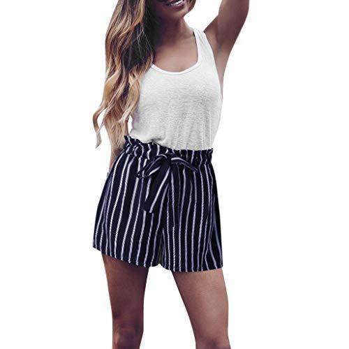 WOZOW Unisex Harem Stoffhose Ethnic Geometrisch Pattern Print Druck Saggy Stoffhose Trousers