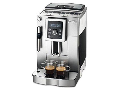 De'Longhi ECAM 23.440.SW Kaffeevollautomat (Digitaldisplay, Profi-Aufschäumdüse, Kegelmahlwerk 13...
