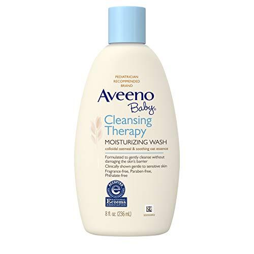Aveeno Eczema Wash 8 oz.