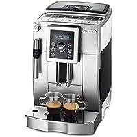 DeLonghi ECAM 23.420.SB Cappuccino Coffee Machine silver / white