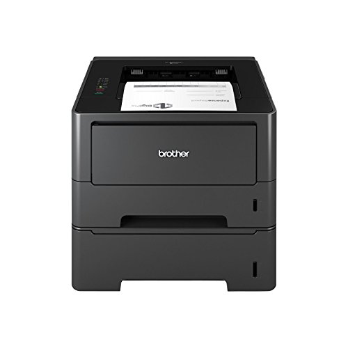 Top Brother HL-5450DNT Monochrome 2400 x 600 dpi Print Laser Printer on Amazon