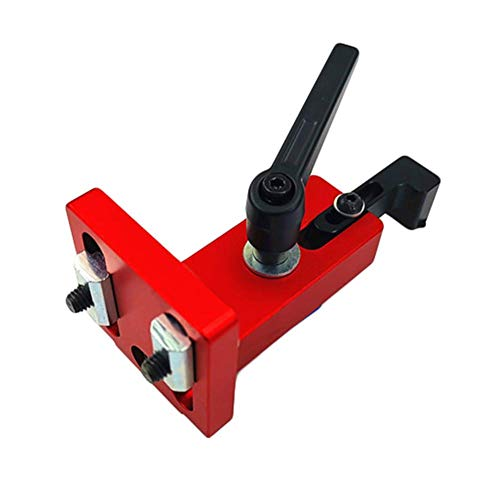 iene Stop Für T-Nut T-Tracks DIY Werkzeug Zur Holzverarbeitung,Holzbearbeitung Manuelle Werkzeuge,45 Typ / 35 Typ ()