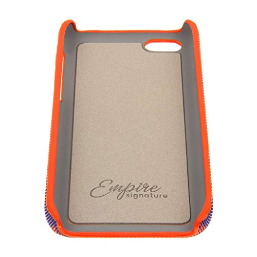EMPIRE Signature Serie Schutzhülle für Apple iPhone 5C (Slim _ P Red Modern Edge