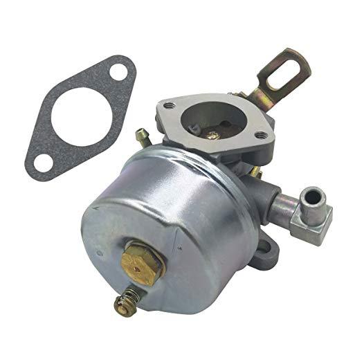 Cancanle Vergaser mit Dichtung für Tecumseh 640298 passend für OH195SA 5.5HP OHSK70 7PS Motor