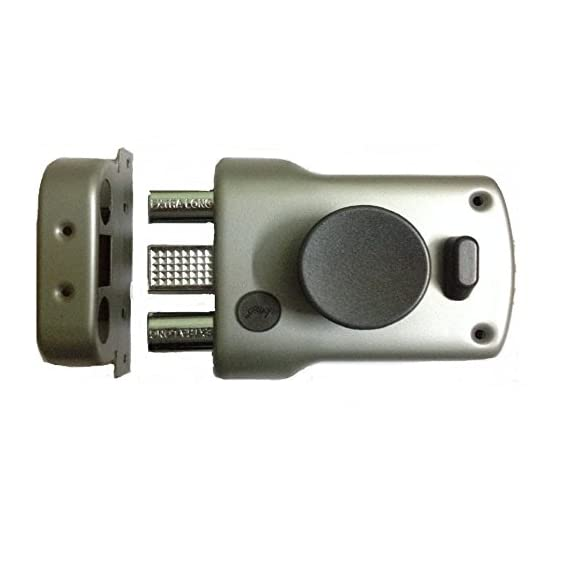 Godrej Ultra Tri Shaft 1CK Deadbolt ( Free Installtion)