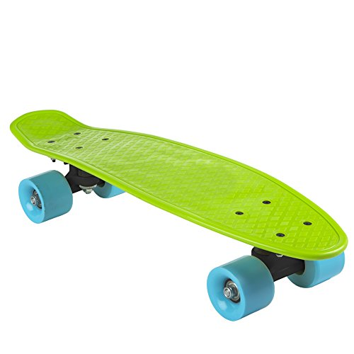 ColorBaby - Monopatín, 55 cm, color verde (75831)