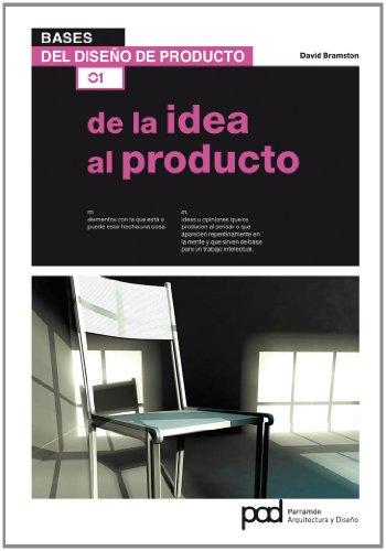 DE LA IDEA AL PRODUCTO (Bases del diseño de producto)