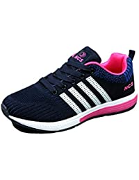 NCS Women's Mesh Running & Gym Sport Shoes