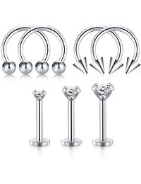 rook 4 piercings bijoux de corps bijoux. Black Bedroom Furniture Sets. Home Design Ideas