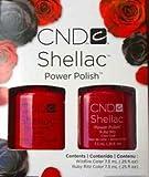 CND Shellac Nagellack-Kit, Ruby Ritz/Wildfire