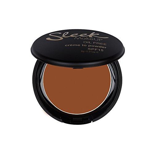 Sleek Make Up Crème effet poudre pour base de maquillage Demerara 9 g
