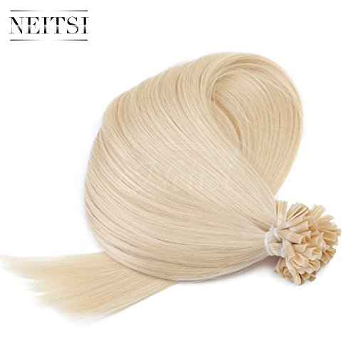 neitsi-16-20-24-25s-lot-u-tip-hair-pre-bonded-straight-fusion-100-bonded-tipped-hair-extensions-20in