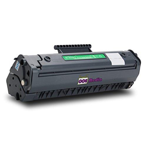 Toner kompatibel zu HP 92A / C4092A | Schwarz / ca. 2500...