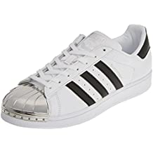adidas Superstar Metal Toe, Zapatillas Para Mujer
