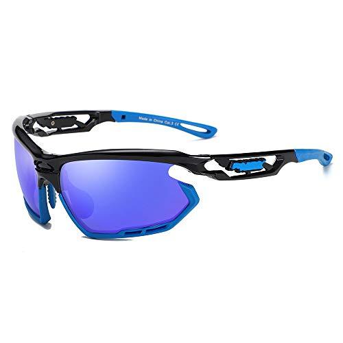 Sonnenbrillen Mode Sportbrillen Sonnenbrillen Sportbrillen für Männer und Frauen beim Radfahren Skifahren Angeln Golfen Polarisierte Sonnenbrillen Herren- und Damen-Outdoor-Radsportbrillen