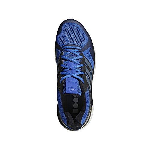 Adidas Mens Supernova St M Scarpe Da Corsa, Rosso Verde (hi-res Blu S18 / Acciaio Grezzo S18 / Hi-res Rosso S18)