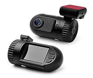 Original Mini 0805GPS Caméra de voiture DVR–Caméra Dash Cam Full HD 1080p–Objectif grand angle