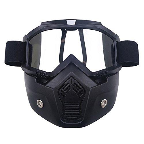 San Bodhi Anti UV-Schnee Winter Sport Snowboard Ski Goggle Maske Helm Eyewear Sonnenbrille