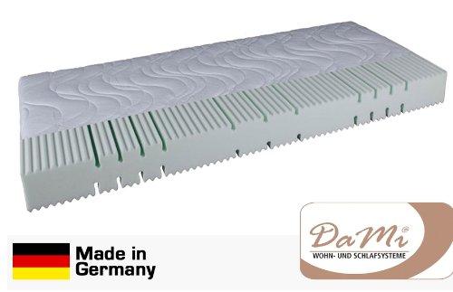 Orthopädische 7 Zonen Komfortschaummatratze Matratze AIR Balance H2 (90 x 200 cm)
