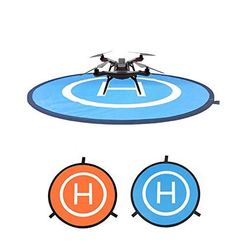 Remaxm Drohnen Lande-Pad, schnell faltbar, Landepad Funken-Helipad Drohnen Lande-Pads für DJI Phantom Spark 3DR Solo, 55 cm -