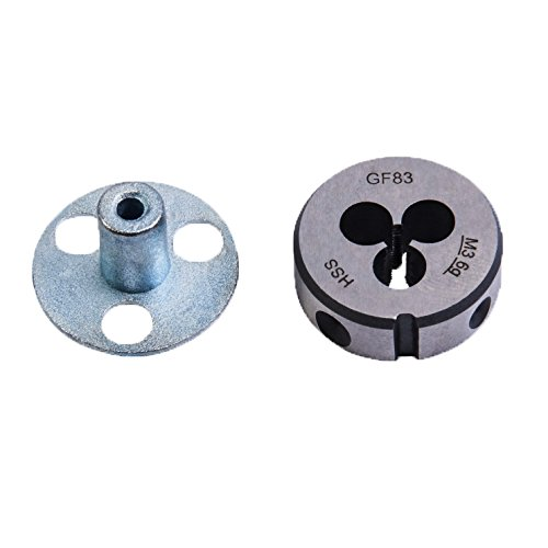 Connex COXT675010 Schneideisen HSS, 25 x 9 mm, M 10