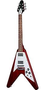 Gibson USA Japan Flying V 2015 Guitare électrique Héritage Cherry