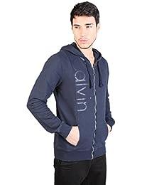 Calvin Klein - Sweat à capuche et fermeture zippée - Homme