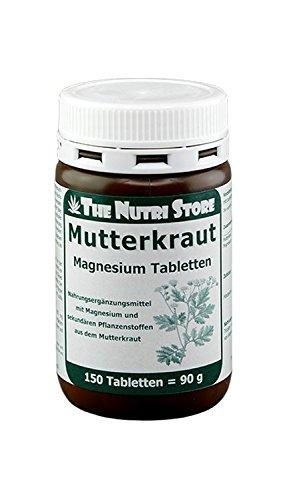 MUTTERKRAUT MAGNESIUM Tabletten 150 St