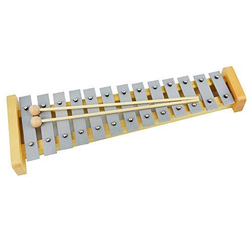 A-Star Glockenspiel mit 13 Noten