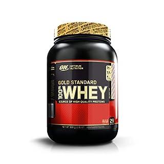 Optimum Nutrition Whey Gold Standard Protein, Geburtstagskuchen, 0.9 kg