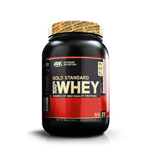 Optimum Nutrition Gold Standard Whey - 908g, 908 g
