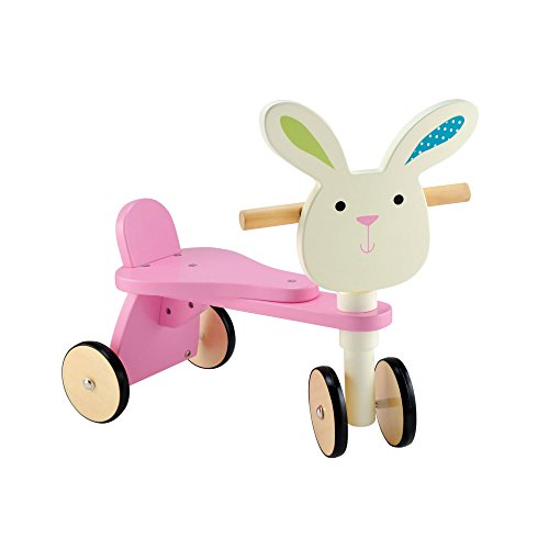Early Learning Centre 141225 Wooden Bunny Trike
