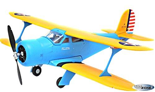 Ferngesteuerter Doppeldecker FMS StaggerwingBlue  EPO auf rc-flugzeug-kaufen.de ansehen