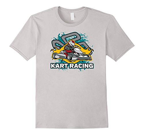 Go Kart Racing Kart Race Track T-shirt